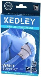 KEDLEY NEOPRENE WRIST SUPPORT-UNIVERSAL
