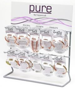PURE COPPER BRACELET DISPLAY