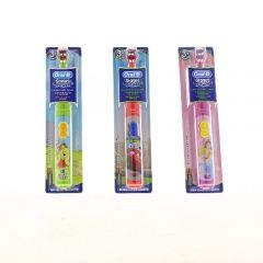 **SUGG OL522*ETA JAN*ORAL-BKIDS T/BRUSH STAGES BATTERY B (D)