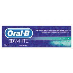 [12] ORAL-B T/PASTE 3D WHITE VITALIZE 75ML (D)