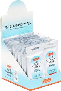 [24] BEAUTY FORMULAS SPECTACLE WIPES