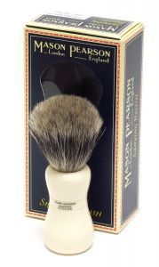 MASON PEARSON SHAVING BRUSH BADGER (D)