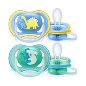AVENT ULTRA AIR BOY SOOTHERS 18M+