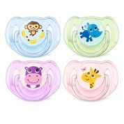 AVENT SOOTHERS 6-18 MONTHS CLASSIC