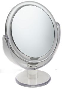 **ETA AUG** FAMEGO MIRROR 5X MAGNIFYING - SWIVEL STAND LARGE