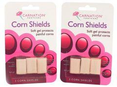 Carnation Corn Shields