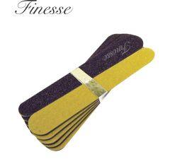 [6] FINESSE EMERY BOARDS 10PK - SMALL - 7cm