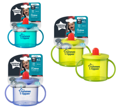 OMMEE TIPPEE ESSENTIALS 1ST CUP 4 MONTHS+