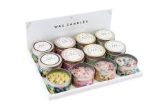 [24] LOST IN EDEN CANDLE DEAL - 6 PER DESIGN (D) *EXTRA 10%