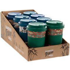 Bamboo Travel Mug Wm 4as 350ml