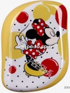 TANGLE TEEZER COMPACT STYLER - M/MOUSE SUNSHINE YELLOW(D)