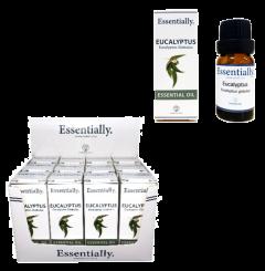 Essential Oils - Eucalyptus 10ml