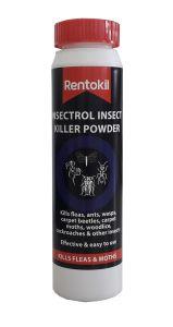 [6] RENTOKIL PEST CONTROL - INSECTROL BUG & COCKROACH POWDER