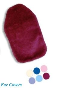 [12] FINESSE HOT WATER BOTTLE FUR COVERS