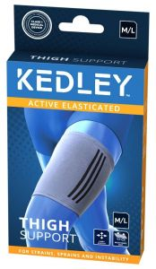 KEDLEY ELASTICATED THIGH SUPPORT- M/L
