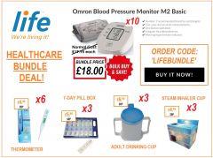 LIFE BUNDLE DEAL - INCLUDES M2 BASICS @ £18 EACH!