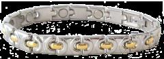 PURE MAGNETIC LINK BRACELET - MEDIUM