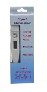 MEDISURE DIGITAL THERMOMETER - RIGID TIP