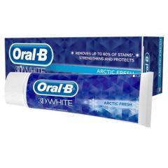 ORAL-B T/PASTE 3D ARTIC FRESH 75ML (D)