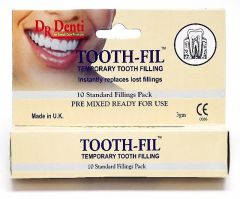 [6] DR. DENTI TOOTHFIL - TEMPORARY TOOTH FILLING