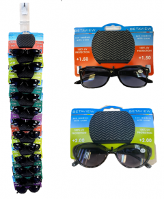 *NEW* SUN READERS ASSORTED STYLES & STRENTHS ON CLIPSTRIP