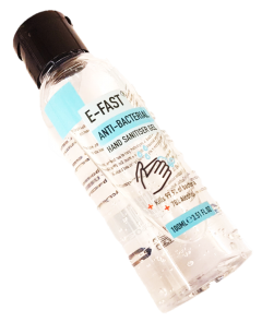E-FAST 100ML HAND SANITIZER 60%