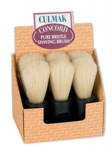 [6] CULMAK SHAVING BRUSHES CONCORD
