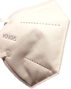 [1] KN95 HYGENE MASKS - FFP2 NO VALVE
