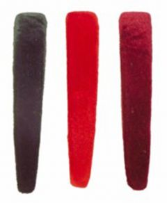 FINESSE VELVET ALICE BAND ASSORTED COLOURS